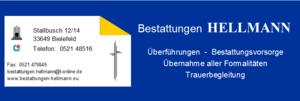 Bestattungen Hellmann Inh. Willy Streicher