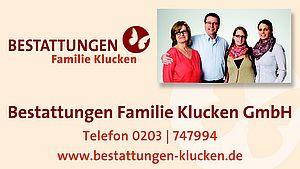 Bestattungen Familie Klucken GmbH