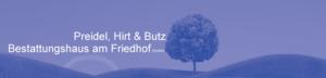 Preidel, Hirt & Butz Bestattungshaus am Friedhof GmbH