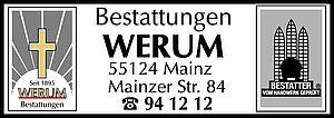 Reinhold Werum Bestattungsinstitut