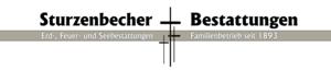 Sturzenbecher Bestattungen e.K Erd-,Feuer- u. Seebestattungen Familienbetrieb seit 1893