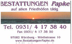 Papke Bestattungen Inh. Norbert Papke