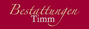 Timm Bestattungen Inh. Sönke Timm