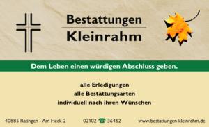 Martin und Michael Kleinrahm GbR Bestattungsinstitut