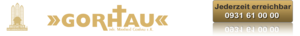 Bestattungs- und Überführungsinstitut Gorhau Inh. Thomas Gorhau eK