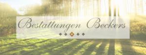 Helmut Beckers Bestattungsinstitut