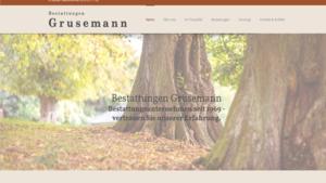 Roman Grusemann Bestattungen