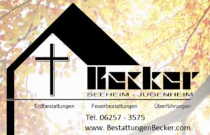 Schreinerei und Bestattungen Becker Inh. Carsten Becker