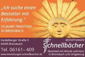 Gerd Schnellbächer Bestattungen