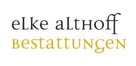 Elke Althoff Bestattungen Elke Althoff und Heiko Meyer GbR
